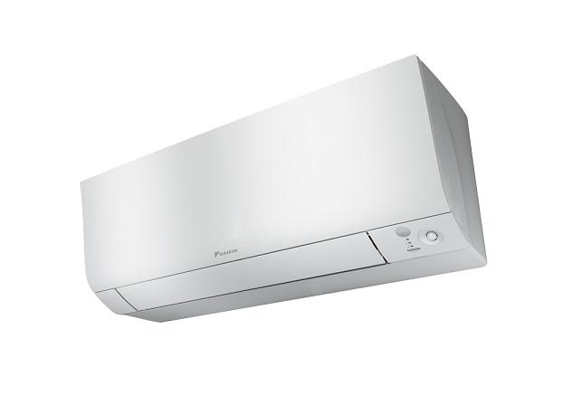 Daikin Synergi  nordiske varmepumpe. høy varmeeffekt. Flash Streamer luftrenseren.